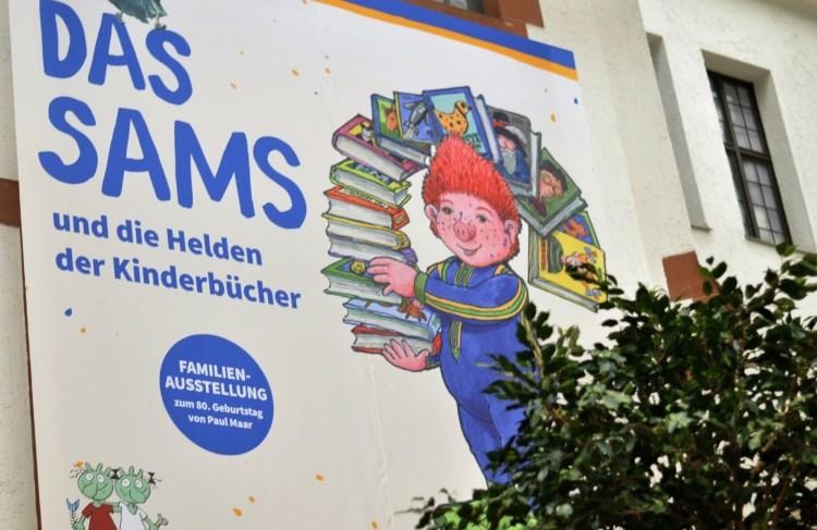 Bloggerevent mit Paul Maar – Das Sams und die Helden der Kinderbücher
