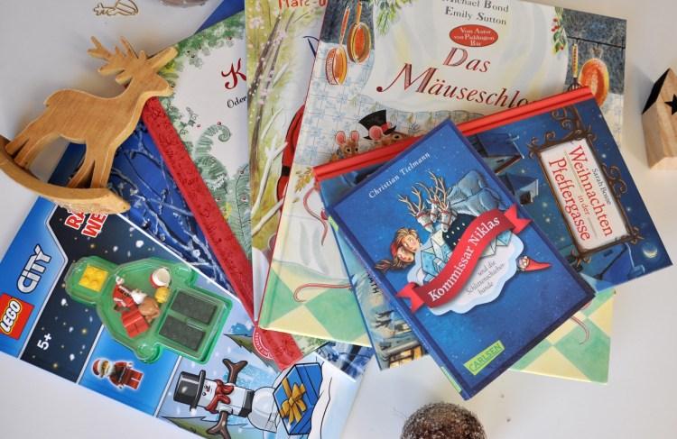 7 außergewöhnliche Kinderbücher für die Weihnachtszeit von 3 bis 10 Jahren