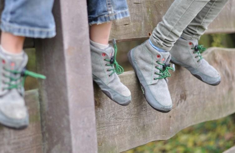 Barfußschuhe für den Winter – wir testen die kuscheligen Wildling Shoes