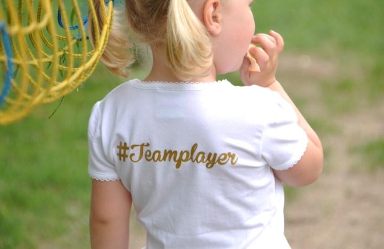 EM-Teamplayer Shirts selbst gestalten #DIY