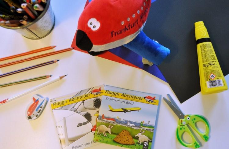 Mit kreativen Ideen ein Event mit Fluggi, dem Flugzeug, gewinnen #Gewinnspiel