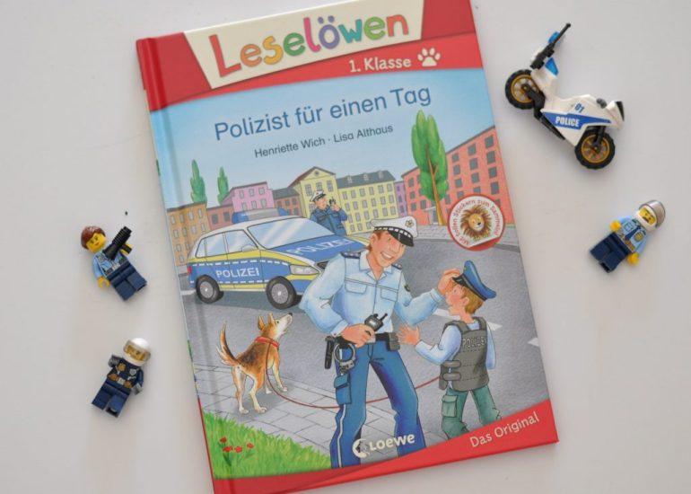 Leselöwe Polizei
