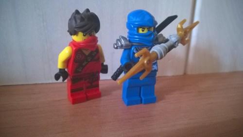 Helden des Kinderzimmers: Lego Ninjago