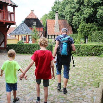 Haustausch in Dänemark: Aarhus Den Gamle By