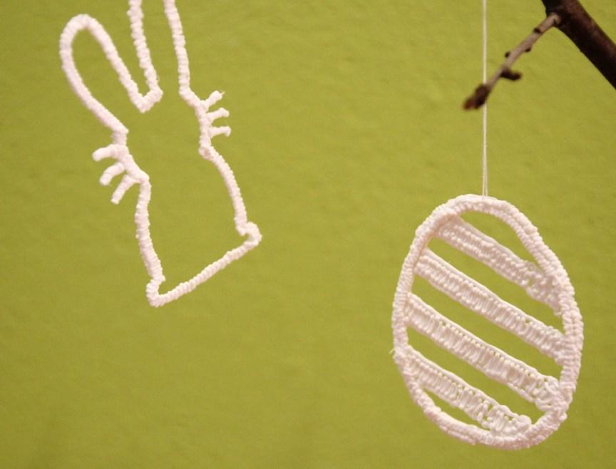 Osterhase aus dem 3D-Stift   Osterdeko selbstgemacht   DIY   Muttis Nähkästchen