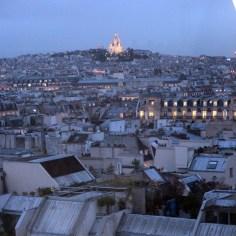 Paris mit Kindern: Aussicht vom Centre Pompidou