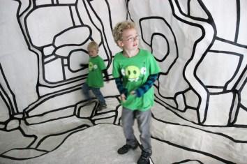 Paris mit Kindern: Centre Pompidou