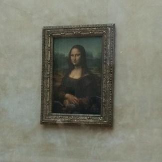 Paris mit Kind   Louvre