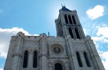 Paris mit Kind   Basilika St. Denis