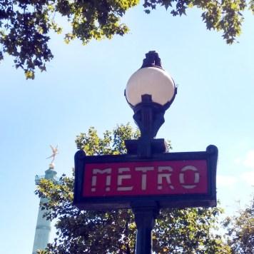 Paris mit Kind   Metro fahren