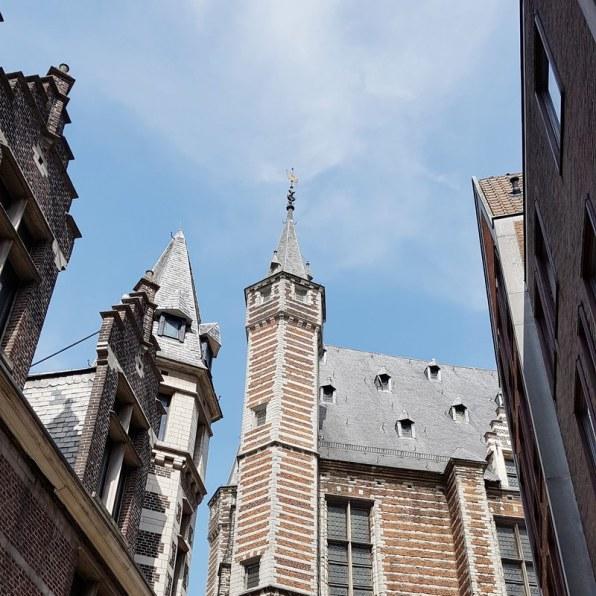 Antwerpen mit Kind