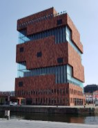 Antwerpen mit Kind: Museum aan de Stroom