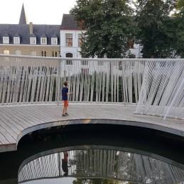 Brügge mit Kind: Triennale 2018