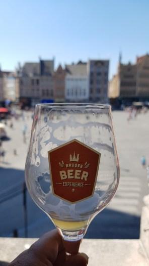 Brügge mit Kind: Beer Experience