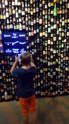 Brügge mit Kind: Beer Expericence