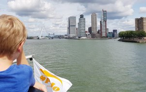 Rotterdam mit Kind: Hafenrundfahrt