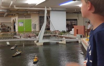 Rotterdam mit Kind: Miniworld Rotterdam