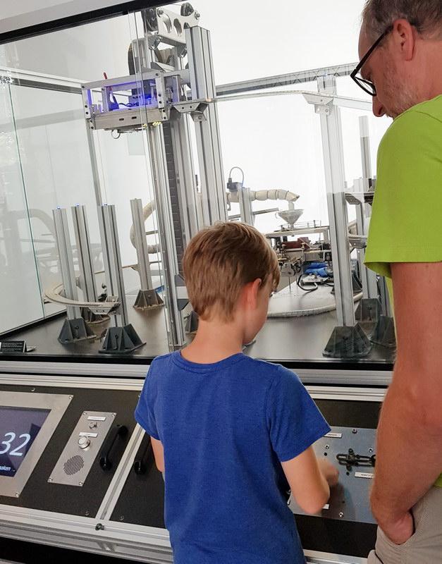 Delft mit Kind: Science Center der TU Delft