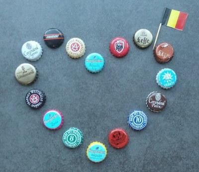 Flandern mit Kind: Belgisches Bier