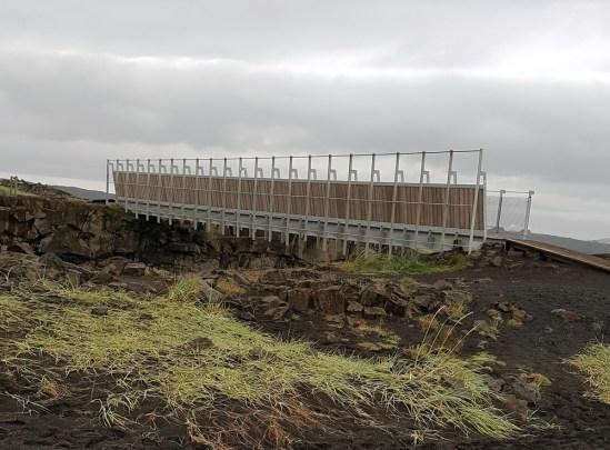 Island mit Kind: Reykjanes, Brücke zwischen den Kontinenten