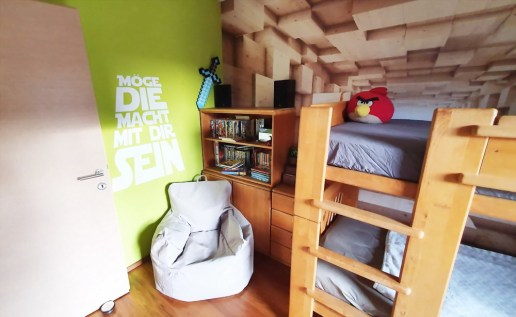 Kinderzimmer-Optimierung: Nachher