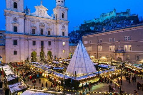 Salzburger Christkindlmarkt