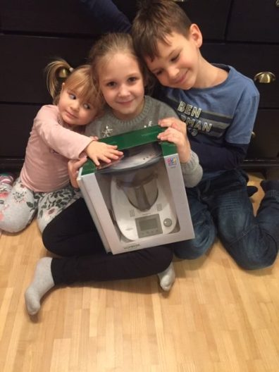 Freude mit dem Thermomix für Kinder