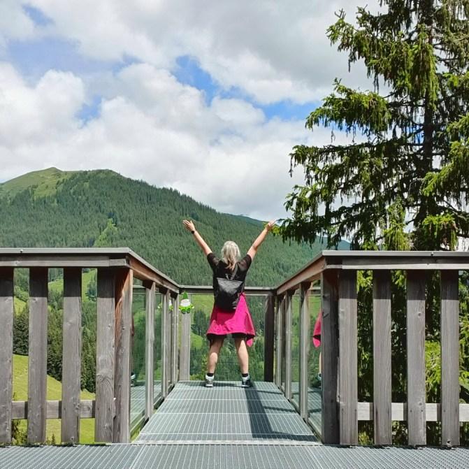 Erlebnis Urlaub im Grünen: Baumzipfelweg