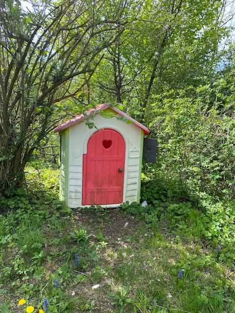 Kleines Spielhaus