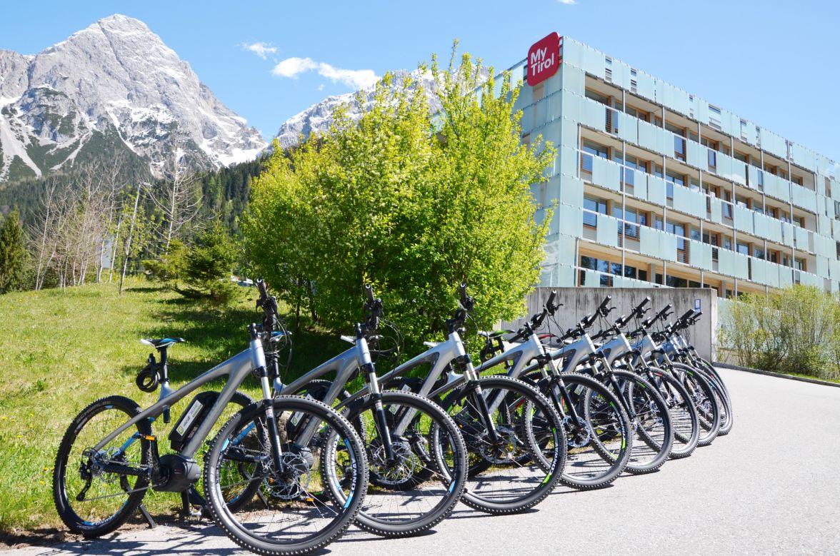 MyTirol: Eldorado für Biker*innen