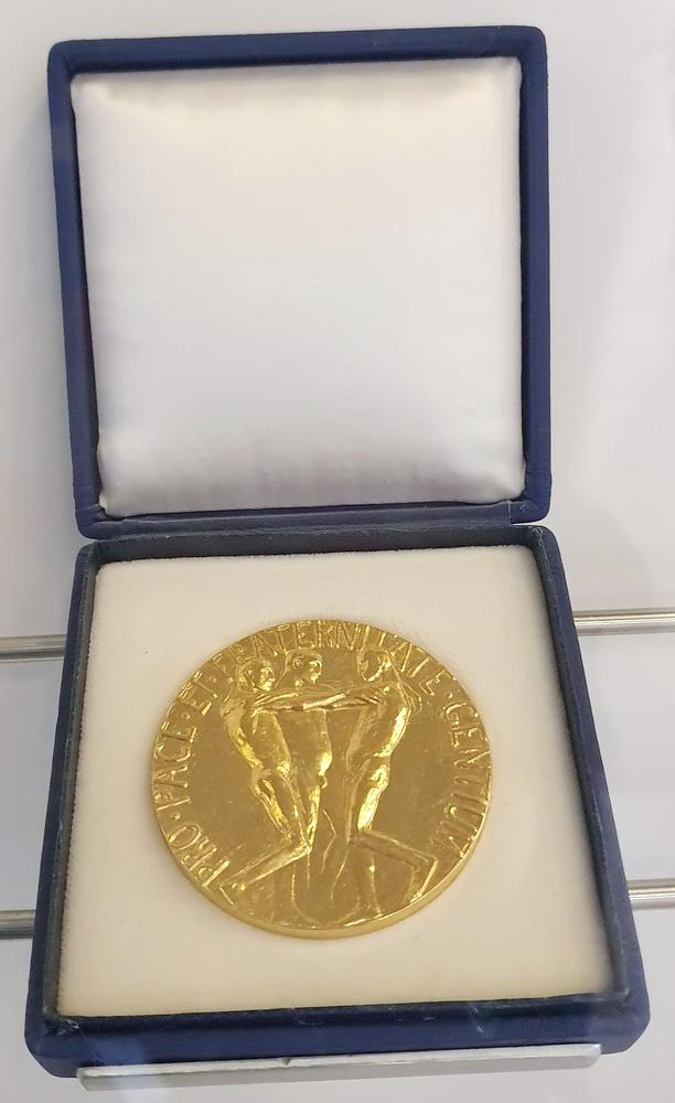 Friedensnobelpreis in der Uno-City: Vienna International Centre