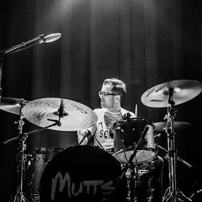 Chris Pagnani, Drums