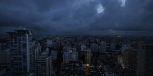 Puerto Rican skyline (Newsweek)