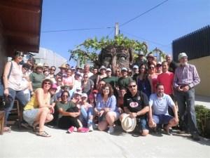 Seguros Pelayo y Santalucía realizan jornada de voluntariado
