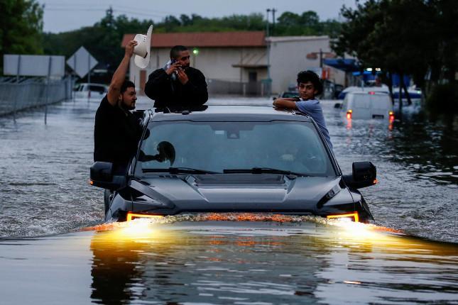 Hannover Re: Los daños provocados por Harvey serán menores que los de Katrina