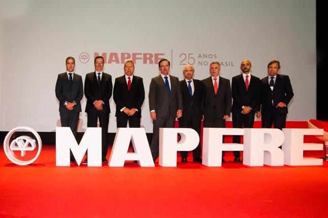 Mapfre cumple 25 años en Brasil con 12 millones de clientes