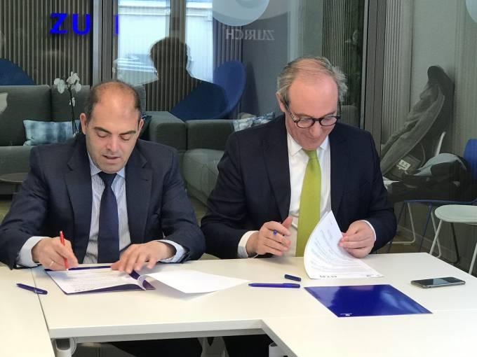 Zurich ofrecerá asesoramiento especializado a asociados de ATA