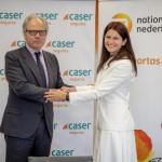 Nationale-Nederlanden firma con Caser Seguros un acuerdo de distribución para el segmento pymes