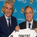 Sanitas seguirá siendo el proveedor médico oficial del Real Madrid hasta 2021