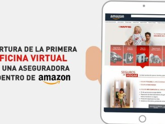 Amazon vendera seguros de mapfre
