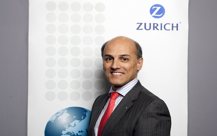 Carlos Esteban, director de Z Zurich Foundation