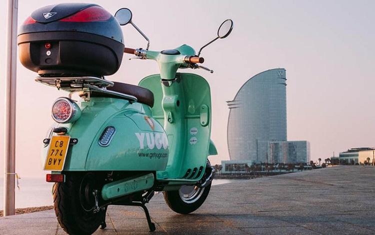 Seguros de motosharing