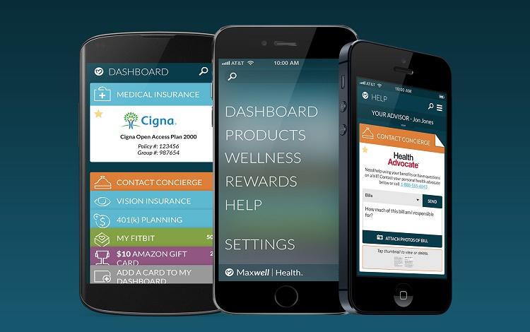 Cigna Wellbeing app