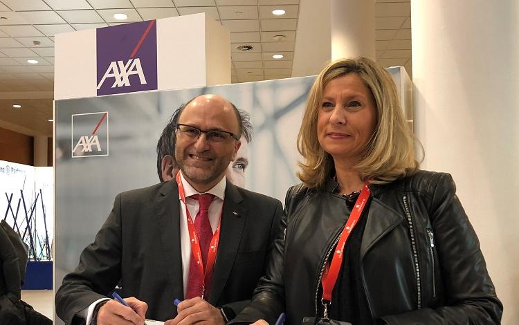 El Colegio de Mediadores de Seguros de Madrid y AXA renuevan su acuerdo comercial
