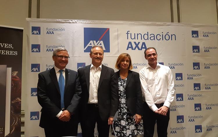 Fundación AXA, la más transparente del sector asegurador