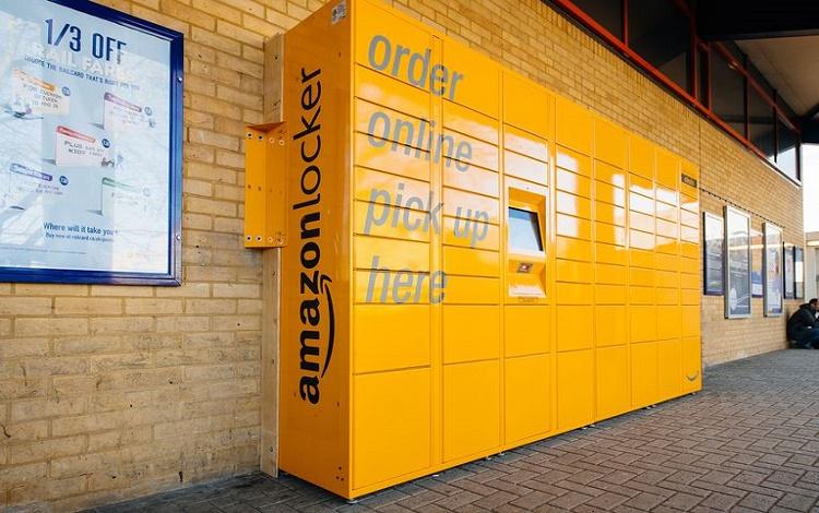 Lockers de Amazon