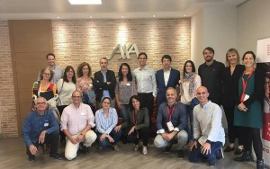 voluntarios de AXA