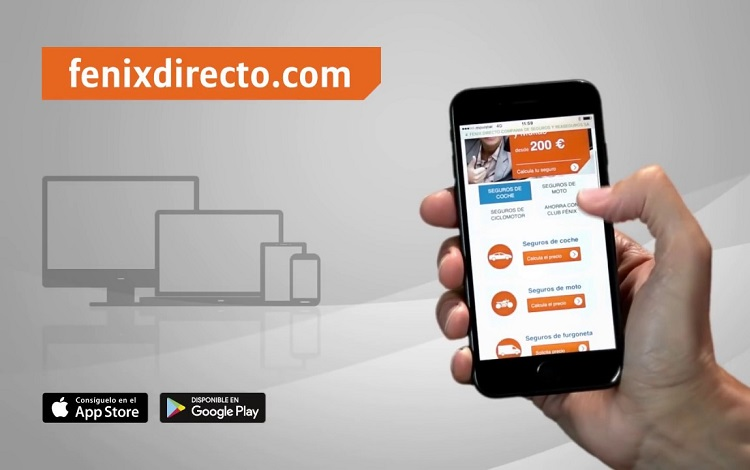 Fénix Directo lanza app de seguros para Smart TV