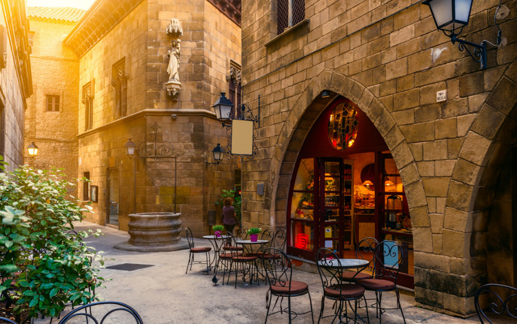 mejores zonas de alquiler Barcelona