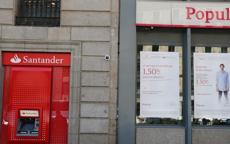 Santander recompra a Allianz seguros del Popular